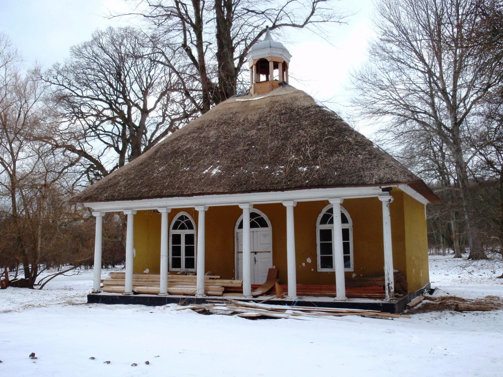 2011: Pavillon (Christianslyst)
