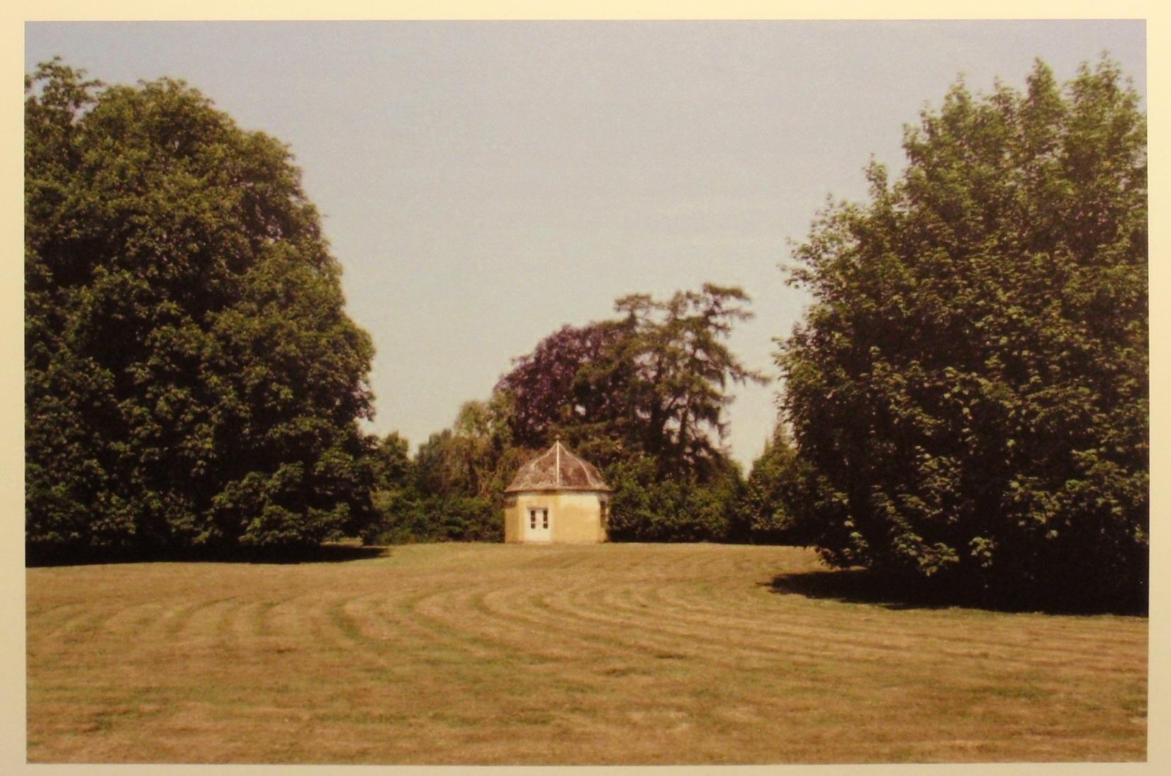 ca. 1980: 8-kantet lysthus