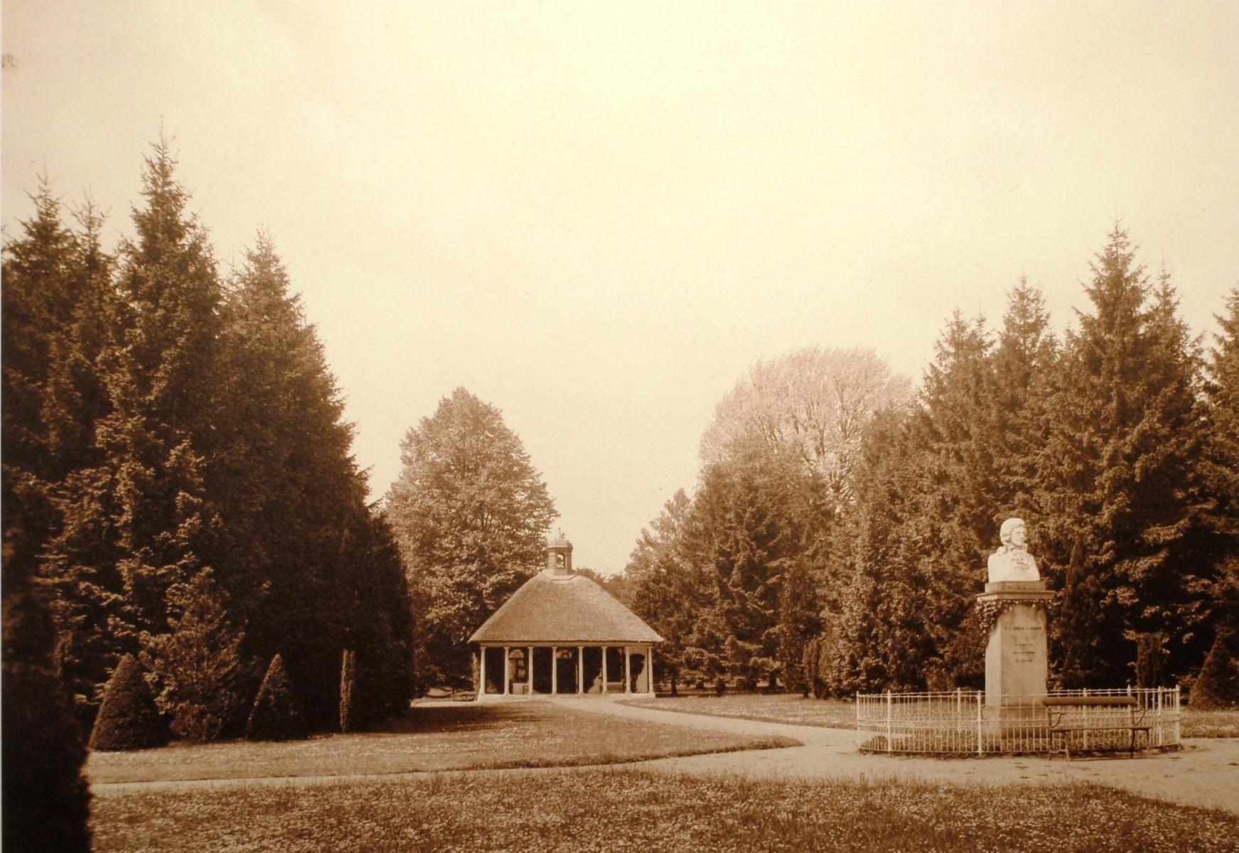 ca. 1980: Pavillon (Christianslyst)